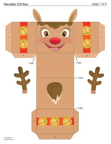 Imprimibles gratuitos para regalos de Navidad | En busca de ...